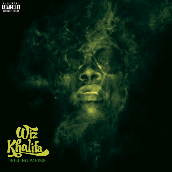 wiz khalifa rolling papers cover art. Wiz Khalifa – Rolling Papers