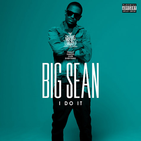 big sean i do it artwork. by Big Sean entitled �I Do
