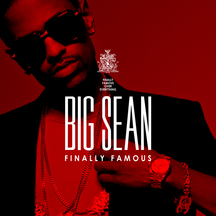 big sean album art. Official album artwork/cover