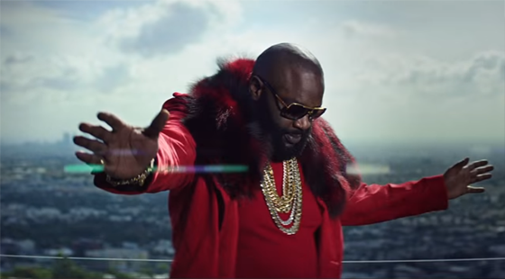 Watch Rick Ross ft. Chris Brown - Sorry (Video)