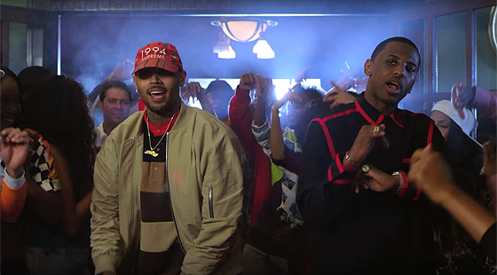 Fabolous ft. Chris Brown - She Wildin (video)