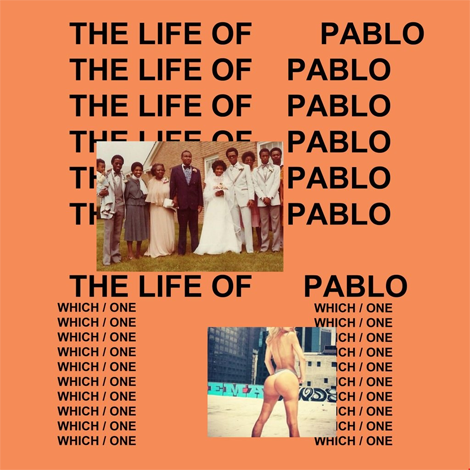 Kanye West ft. Sampha - Saint Pablo