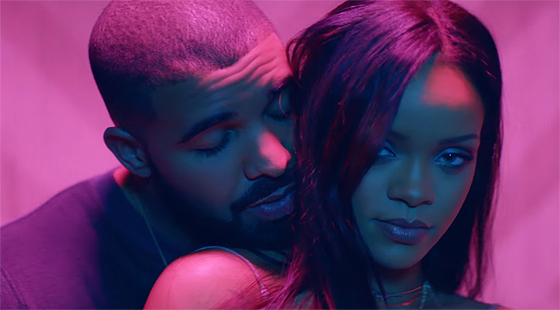 Rihanna ft. Drake - Work (video)