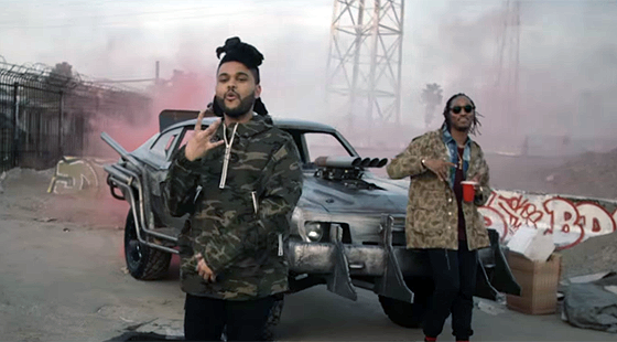 Future ft. The Weeknd - Low Life (Video)