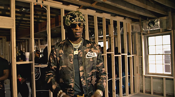 Young Thug ft. Duke - For My People (video)