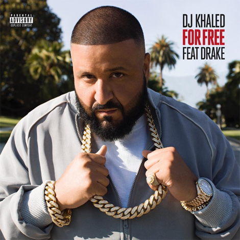 DJ Khaled ft. Drake - For Free (Audio)