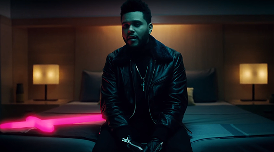 The Weeknd ft. Daft Punk - Starboy (Video)