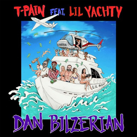 T-Pain - Dan Bilzerian (Audio)