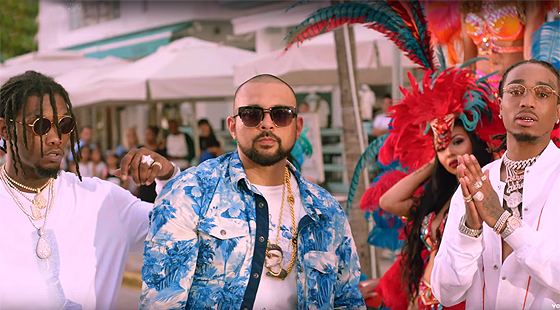 Sean Paul ft. Migos - Body (Video)