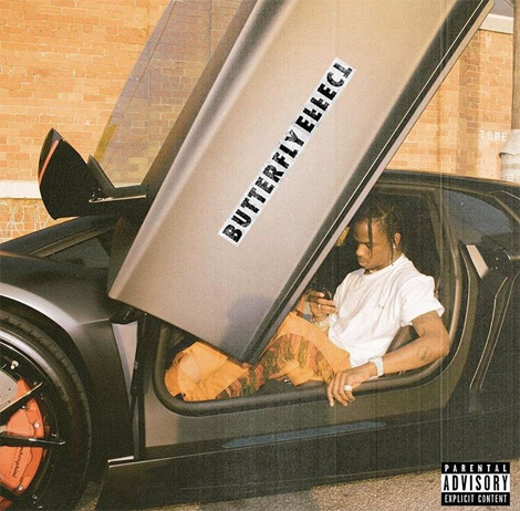 Travis Scott - Butterfly Effect (Audio)