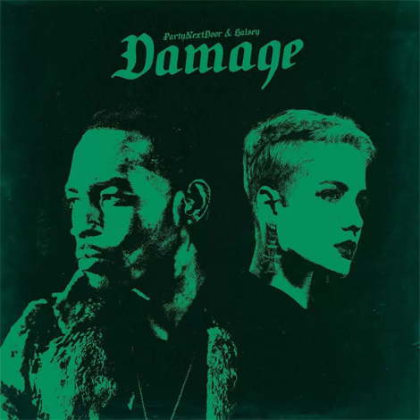 PARTYNEXTDOOR ft. Halsey - Damage (Audio)