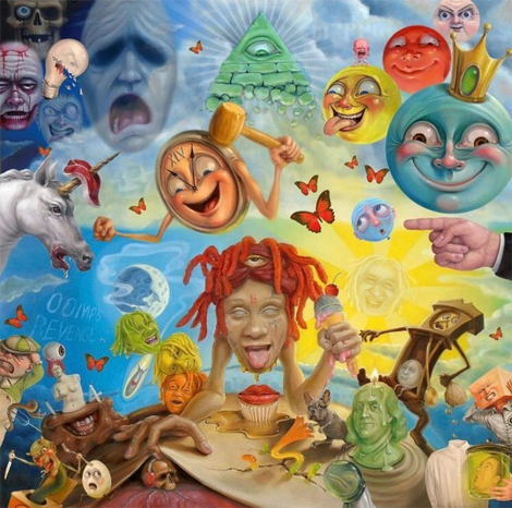 Trippie Red - BANG! (Audio)