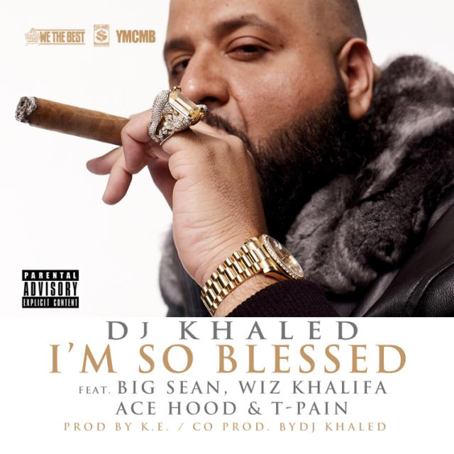 DJ Khaled - I'm So Blessed (Audio)