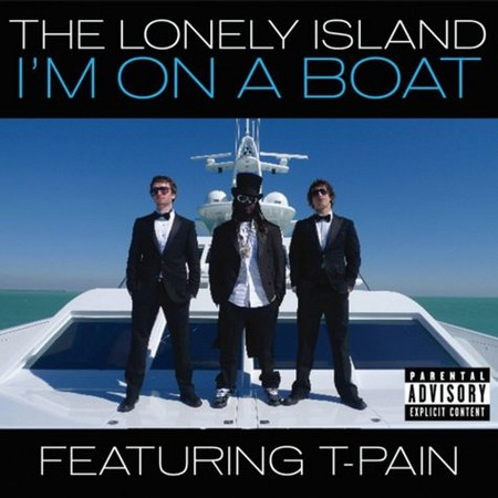 The Lonely Island ft. T-Pain - I'm On A Boat (Audio)