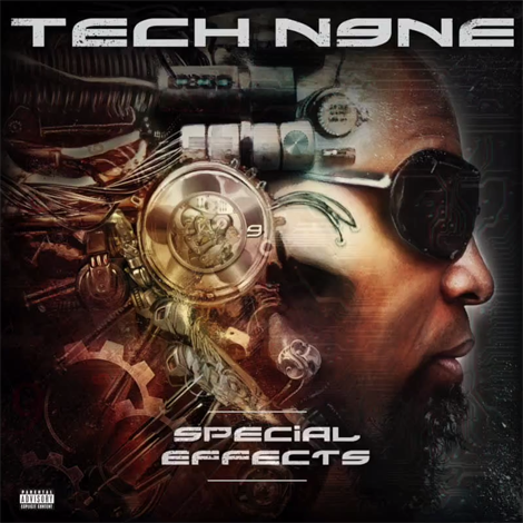 Tech N9ne ft. Eminem & Krizz Kaliko - Speedom