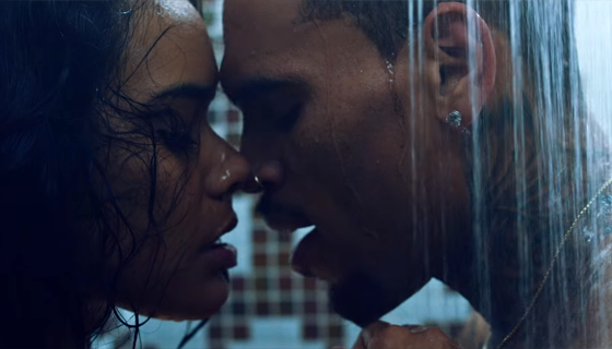 Chris Brown - Back To Sleep (video)