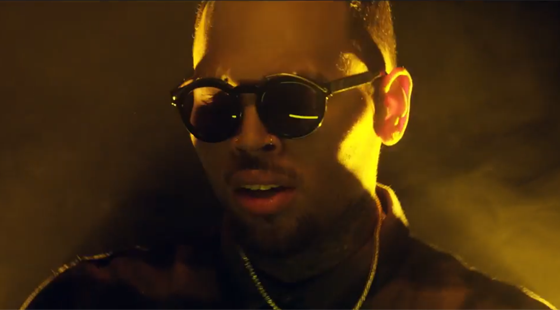 Chris Brown - Picture Me Rollin' (video)