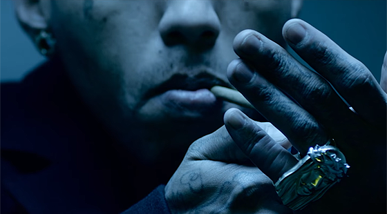 Kid Ink - Blunt Swishers Pt. 2 (video)