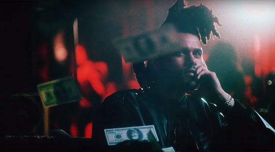 The Weeknd - In The Night (Video)