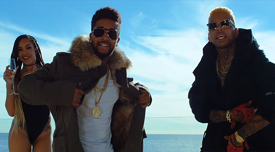 Kid Ink ft. Omarion - Summer In</p></div><div class=