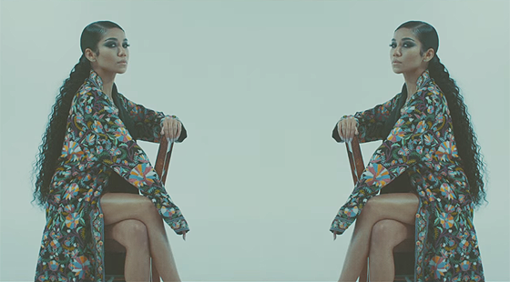 Jhené Aiko - Bitches & Hoes (Video)
