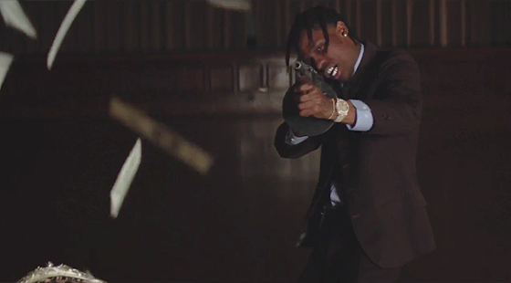 Belly ft. Travis Scott - Money Go (Video)