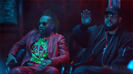 Belly ft. Juicy J - Zanzibar (Video)