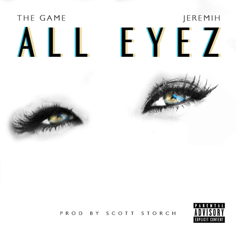 Game ft. Jeremih - All Eyez (Audio)