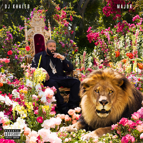 DJ Khaled ft. Bryson Tiller & Future - Ima Be Alright (Audio)