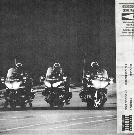 Pusha T - Circles (Audio)
