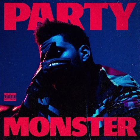 The Weeknd - Party Monster (Audio)
