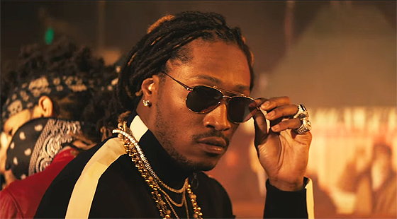 Future - Mask Off (Video)