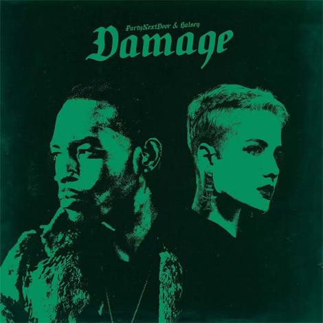 PARTYNEXTDOOR ft. Halsey - Damage (Audio)