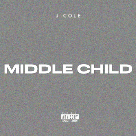 J. Cole - Middle Child (Artwork)