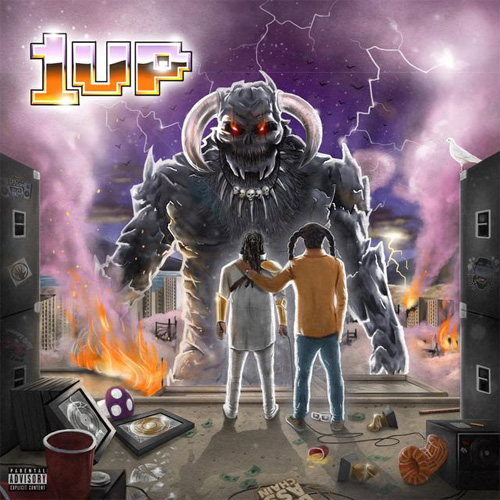 T-Pain - 1UP (Album)