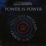 SZA, The Weeknd, Travis Scott - Power is Power (Audio)
