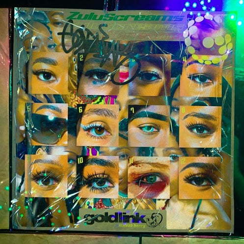 GoldLink ft. Maleek Berry & Bibi Bourelly - Zulu Screams