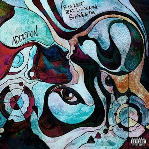 Big K.R.I.T. ft. Lil Wayne & Saweetie - Addiction