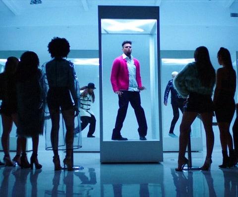Chris Brown ft. Gunna - Heat (Video)
