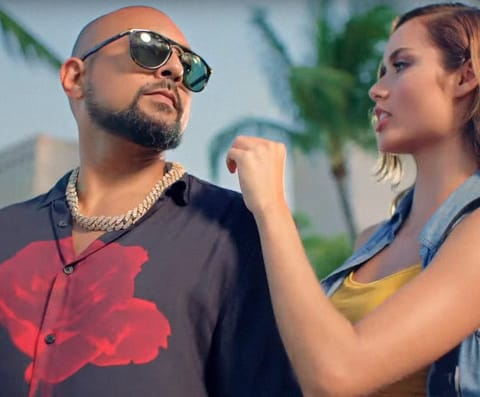 Sean Paul - When It Comes To You (Video)