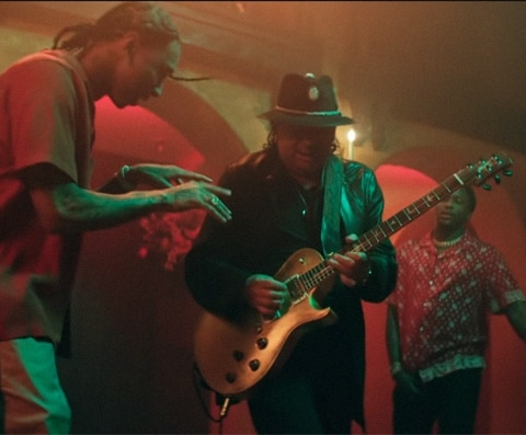 Tyga ft. YG & Santana - MAMACITA (video)
